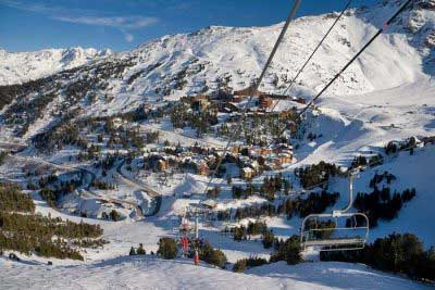 Les Arcs ski resort guide