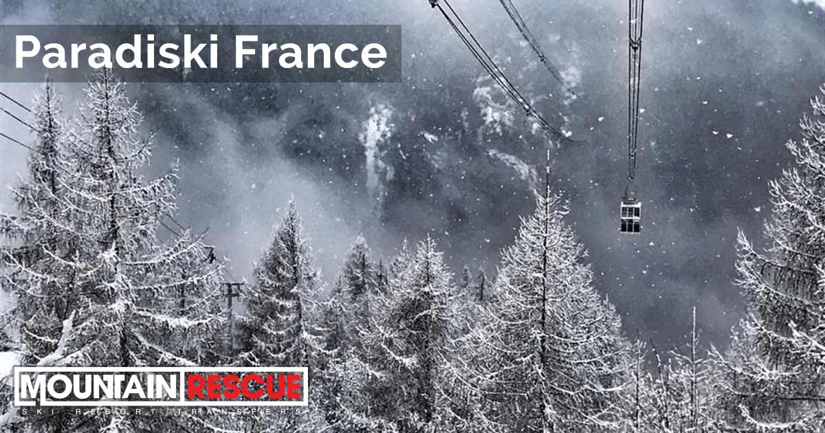 Paradiski France