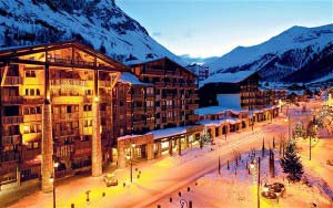 Val d'Isère airport transfers