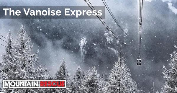 The Vanoise Express Paradiski