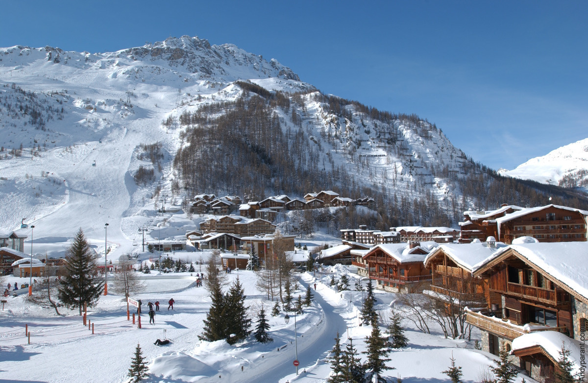 view of valdisere ski chalets