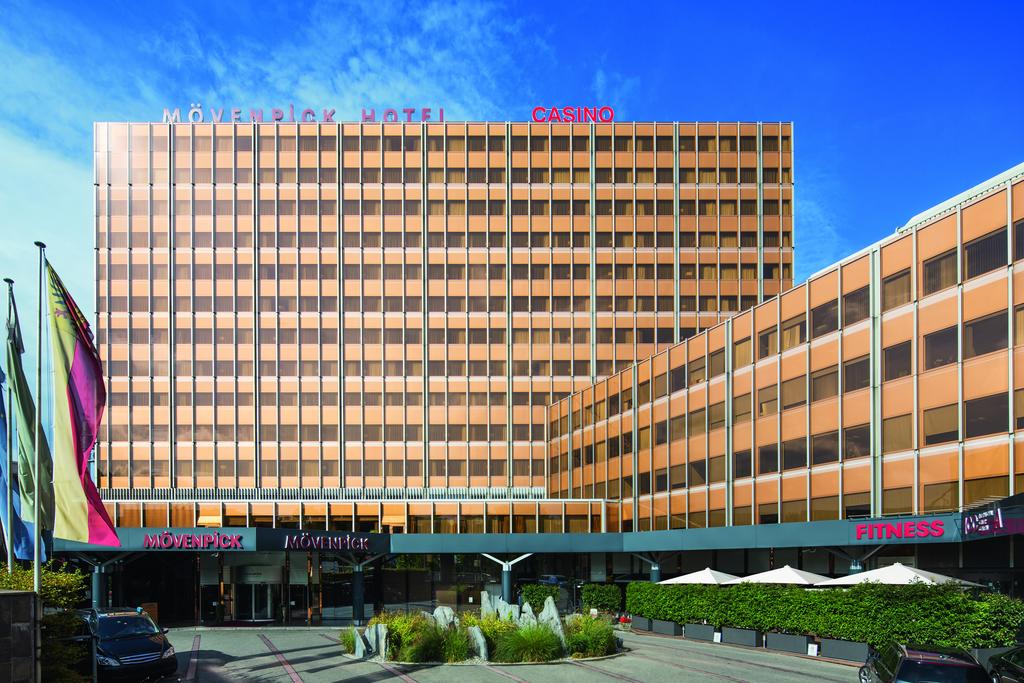 Mövenpick Hotel Geneva Airport