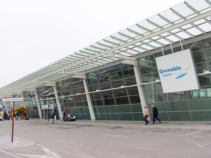 Grenoble airport transfers