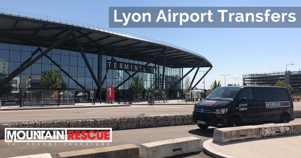 Lyon Airport Transfers