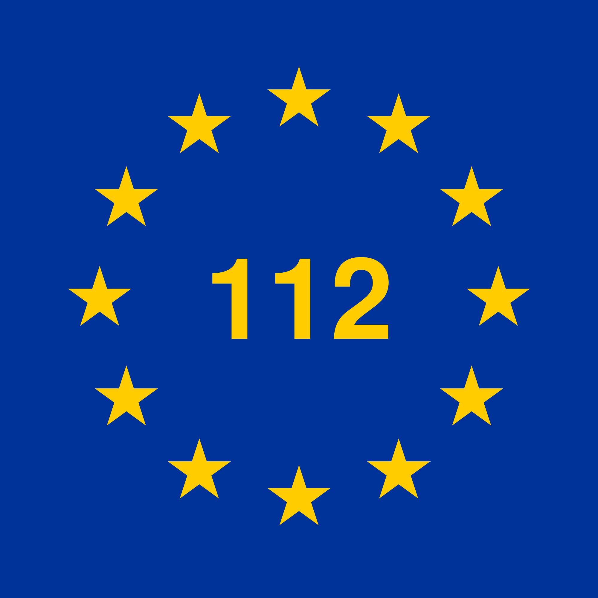 112 flag
