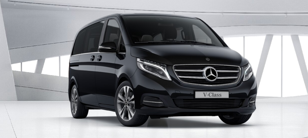 Front side Mercedes-Benz V CLASS