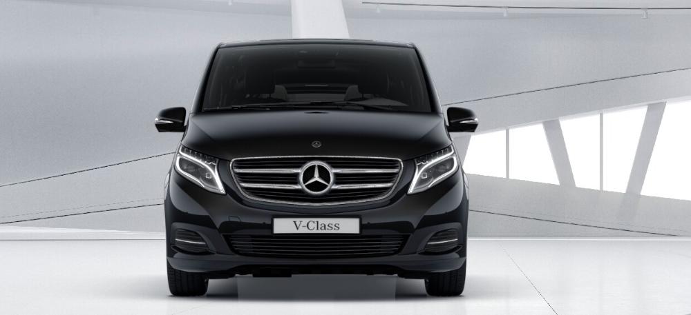 Front Mercedes-Benz V CLASS