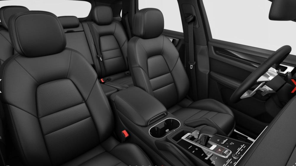 Interior Porsche