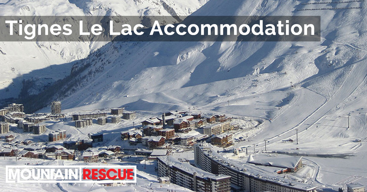 Tignes Le Lac Accommodation